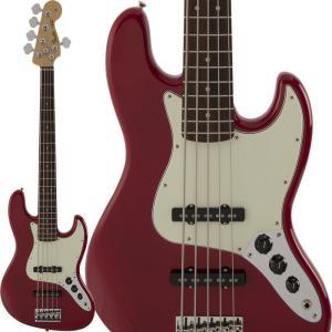 Fender Made in Japan Hybrid / Hybrid Jazz Bass V (Torino Red) / ポイント5倍|ikebe