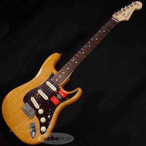 Fender USA / Limited Edition Lightweight Ash American Professional Stratocaster (Aged Natural) / ポイント5倍|ikebe
