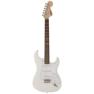 Squier スクワイヤー by Fender / FSR Affinity Series Stratocaster (Olympic White/Laurel Fingerboard) / ポイント5倍|ikebe