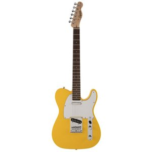 Squier スクワイヤー by Fender / FSR Affinity Series Telecaster (Graffiti Yellow/Laurel Fingerboard) / ポイント5倍|ikebe