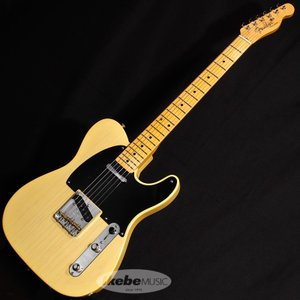 Fender / 2019 NAMM SHOW Model 1952 Telecaster Closet Classic Faded Nocaster Blonde / ポイント5倍|ikebe