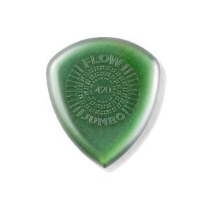 Dunlop (Jim Dunlop) ジム ダンロップ / 547P FLOW Jumbo Pick 420 (4.2mm)|ikebe