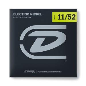 Dunlop ダンロップ / Nickel Plated Steel Electric Guitar Strings [MEDIUM-HEAVY/11-52][DEN1152]|ikebe