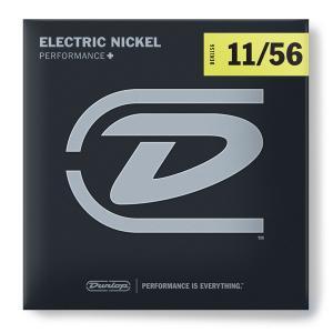 Dunlop ダンロップ / Nickel Plated Steel Electric Guitar Strings [MEDIUM-EXTRA HEAVY/11-56][DEN1156]|ikebe
