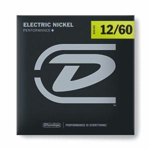 Dunlop ダンロップ / Nickel Plated Steel Electric Guitar Strings [EXTRA HEAVY HYBRID/12-60][DEN1260]|ikebe