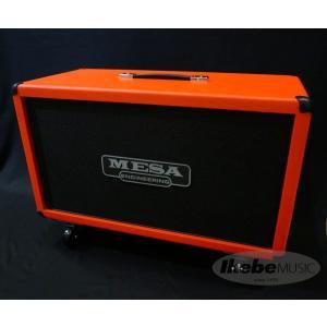 MESA/BOOGIE メサブギー / 2×12 Rectifier Horizontal Guitar Cabinet (Red Bronco/Black) / 特価 ikebe