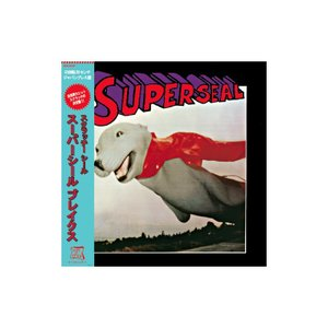 Skratchy Seal (DJ QBert) - Super Seal Breaks JPN (12