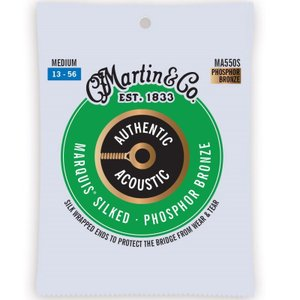 MARTIN マーチン / MARQUIS SILKED 92/8 Phosphor Bronze MA550S [Medium/13-56]|ikebe