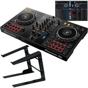 Pioneer DJ / DDJ-400 + PCスタンドセット【rekordbox djライセンス付属】