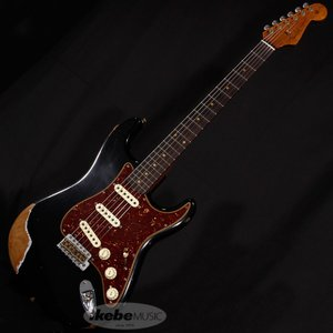 Fender / Custom Shop 2018 Limited 1960 Roasted Stratocaster Heavy Relic Aged Black / ポイント5倍|ikebe