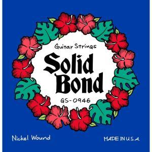 Solid Bond / Guitar Strings (GS-0946)|ikebe