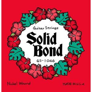 Solid Bond / Guitar Strings (GS-1046)|ikebe