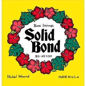 Solid Bond / Bass Guitar Strings (BS-45100)|ikebe