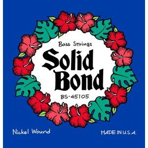 Solid Bond / Bass Guitar Strings (BS-45105)|ikebe