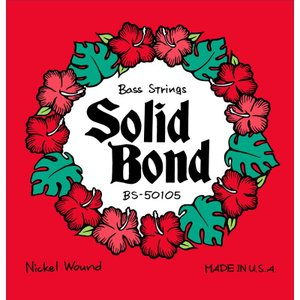 Solid Bond / Bass Guitar Strings (BS-50105)|ikebe