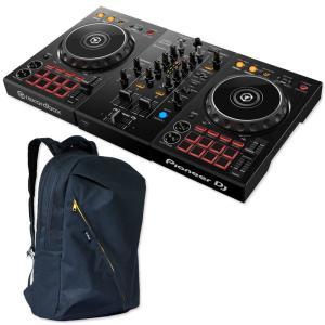 Pioneer DJ DDJ-400 + a.m.p UF-400 BACKPACK セット (rekordbox djライセンスキー付属)