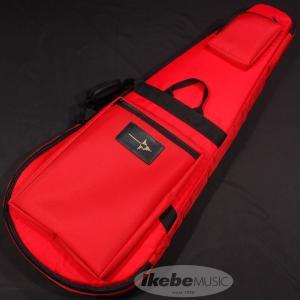 NAZCA ナスカ / プロテクトギグケース オールラウンドタイプ (Red#7) / 受注生産品|ikebe