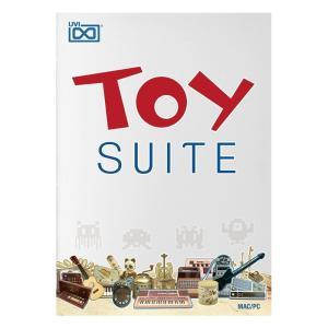 UVI / Toy Suite (オンライン納品専用) ※代金引換はご利用頂けません。|ikebe
