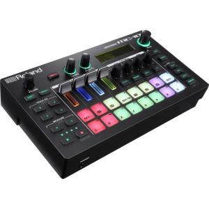 Roland / MC-101 GROOVEBOX / 予約商品・9月21日発売予定|ikebe