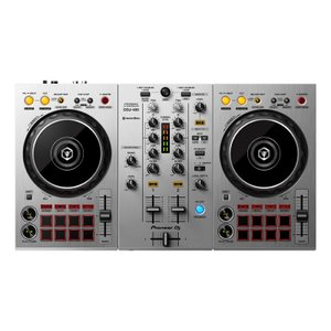 "Pioneer DJ DDJ-400-S ""シルバー"" 国内池部楽器店限定モデル【今なら選べる特典付き!】"