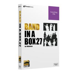 PG Music Band-in-a-Box 27 for Windows EverythingPAK / 予約商品・9月20日発売予定|ikebe