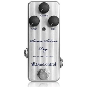 One Control / Sonic Silver Peg / 9月25日入荷予定|ikebe