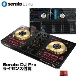 Pioneer DJ / DDJ-SB3-N + Serato DJ Pro ライセンスセット (S...