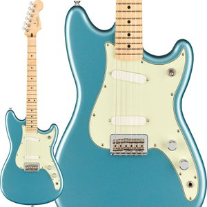 Fender MEX / Player Duo-Sonic (Tidepool/Maple) / ポ...