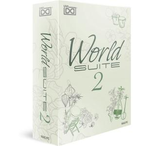UVI / World Suite 2(オンライン納品専用)/代引き不可の画像