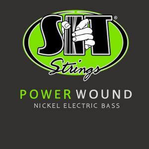 SIT / POWER WOUND 5-STRING LIGHT (TNR5-45125L)|ikebe