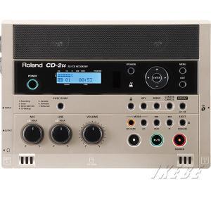 CD-2uは、簡単な操作でハイ・クオリティな録音/再生が可能なSD/CDレコーダーです。本体上に高品...