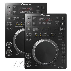 Pioneer CDJ-350 TWIN SET|ikebe