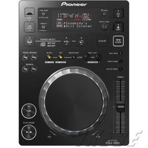 Pioneer CDJ-350 /フラッシュメモリ16GBプレゼント|ikebe|02