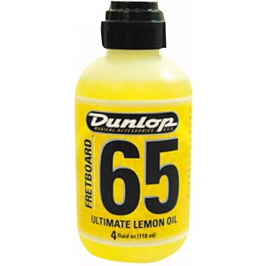 Dunlop ダンロップ/ 6554 FRETBOARD 65 ULTIMATE LEMON OIL...