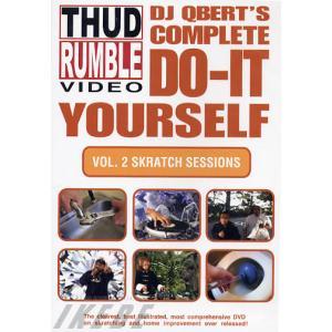 DJ QBERT'S COMPLETE DO-IT YOURSELF VOL.2 ikebe