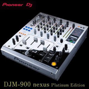 Pioneer DJM-900 nexus Platinum Edition (完全限定モデル)