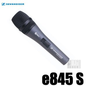 【高音質ダイナミックマイクロフォン。】   指向特性がスーパーカーディオイド型であり、声の近接効果を...