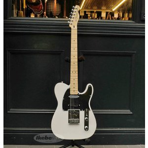 Fender フェンダー Mexico メキシコ / Deluxe Nashville Telecaster (White Blonde/Maple) (Made In Mexico) / アウトレット特価|ikebe