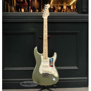 Fender USA / American Elite Stratocaster (Satin Jade Pearl Metallic/Maple) / アウトレット特価|ikebe