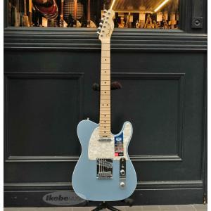 Fender USA / American Elite Telecaster (Satin Ice Blue Metallic/Maple) / アウトレット特価|ikebe