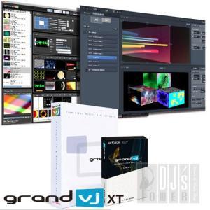 Arkaos GrandVJ 2 XT (GrandVJ 2 + GrandVJ 2 XT UPG) ikebe