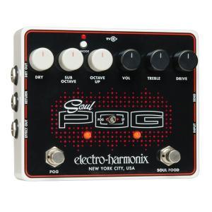 electro-harmonix エレクトロハーモニクス / Soul POG (Nano POG ...