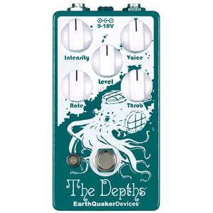 EarthQuaker Devices / The Depths Optical Vibe Machine ikebe