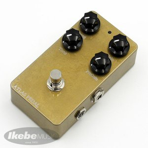 Atlas Pedal / Sutherland OverDrive ikebe