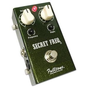 Fulltone フルトーン / Secret Freq (Distortion) / 展示品処分特...