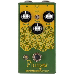 EarthQuaker Devices / Plumes|ikebe