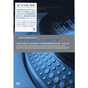 Intellect  Vol.1 DJドキュメンタリー編 ikebe