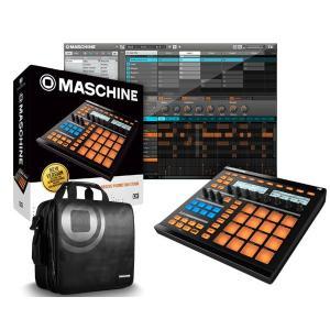 (選べる特典付き ) Native Instruments MASCHINE + 専用バッグ SET