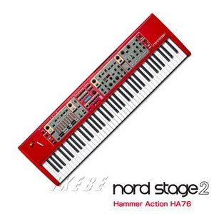 Nord Nord Stage2 HA76(76鍵盤)|ikebe