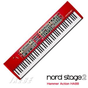 Nord Nord Stage2 HA88 (88鍵盤) (ご予約商品 / 納期未定確認中)